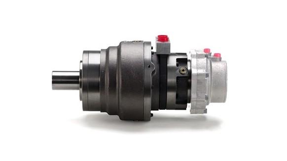 Axial Vane Hydraulic Motor