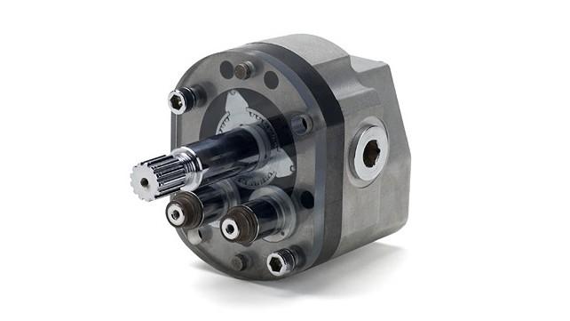 Rol-Seal Hydraulic Motor
