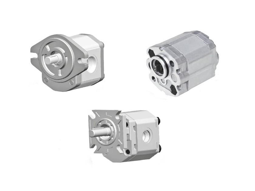 Hydraulic Gear Pumps and Motors