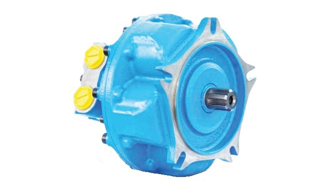 High Speed Radial Piston Motor