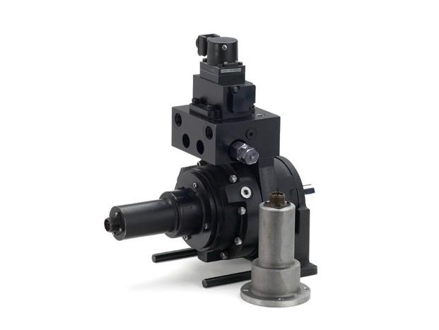 Rol-Seal Hydraulic Motor System