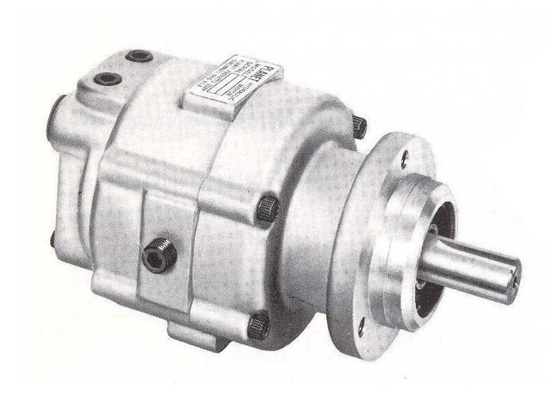 Variable Displacement Hydraulic Motor