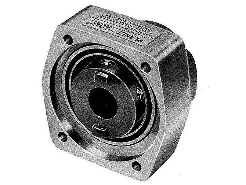 Face Mount Hydraulic Motor
