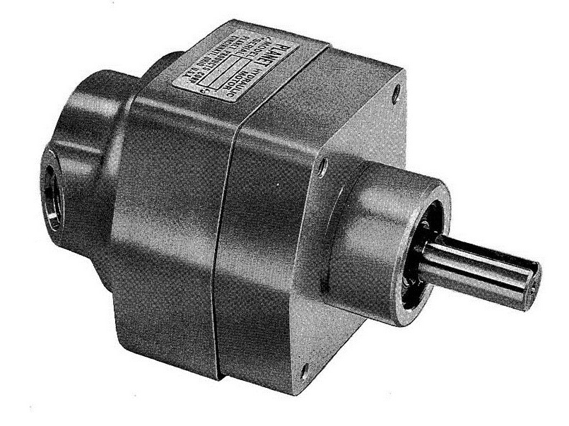 Ball Piston Hydraulic Motor