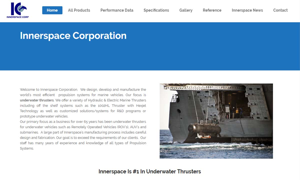 Innerspace Corporation