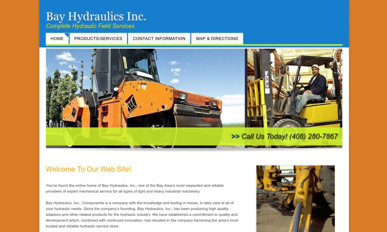 Bay Hydraulics, Inc.