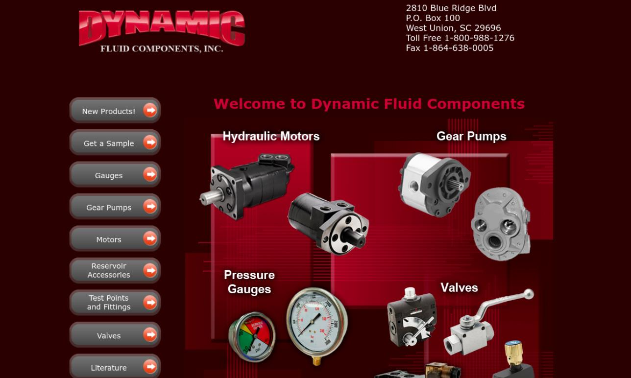Dynamic Fluid Components, Inc.