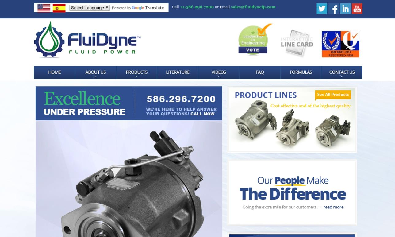 FluiDyne Fluid Power