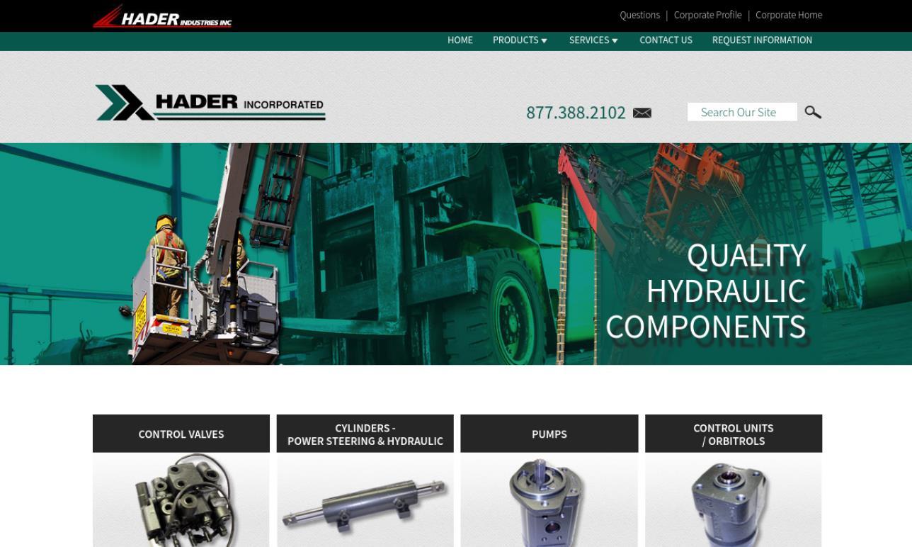 Hader Industries, Inc.