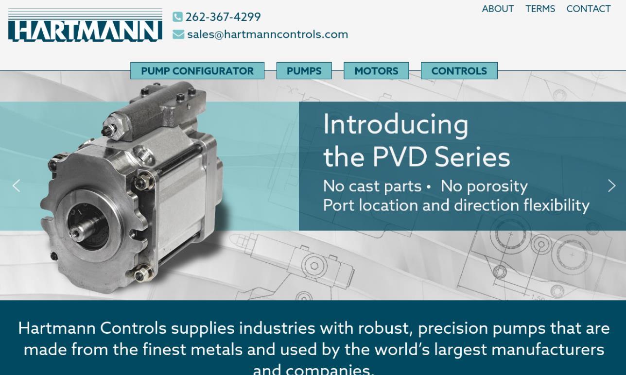 Hartmann Controls Inc.