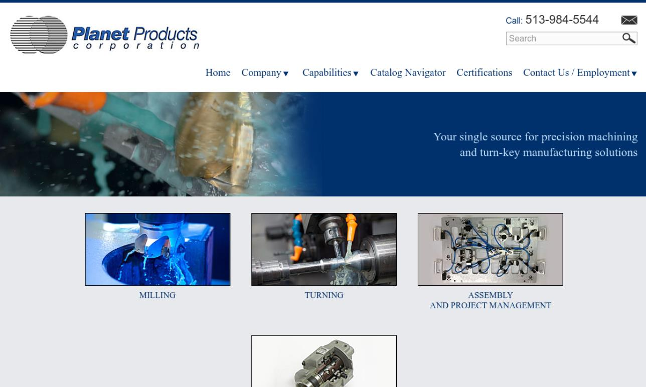 Planet Products Corp.