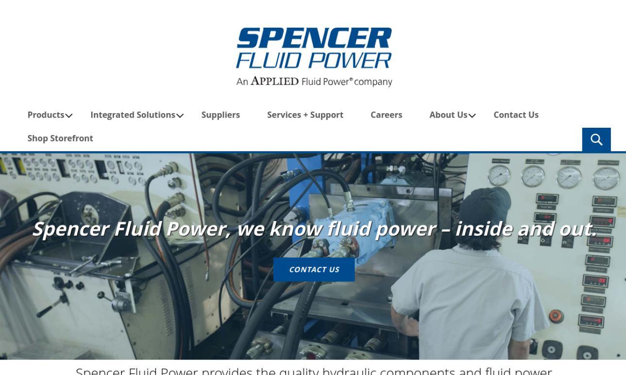 Spencer Fluid Power