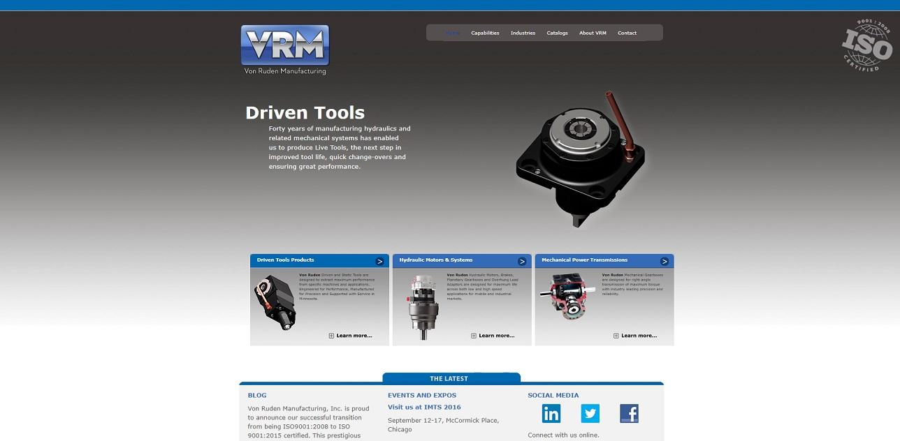 Von Ruden Manufacturing, Inc.